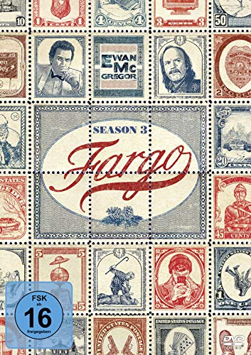 Fargo Staffel 3 (4 DVDs)