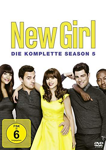 New Girl Staffel 5 (3 DVDs)