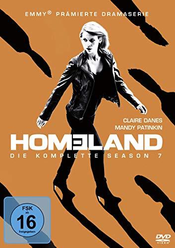Homeland Season 7 (4 DVDs)