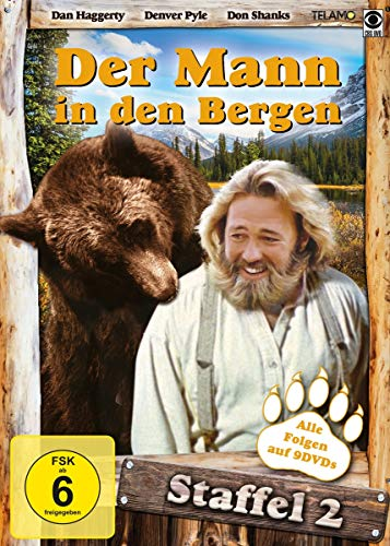 Der Mann in den Bergen - Staffel 2 (9 DVDs)