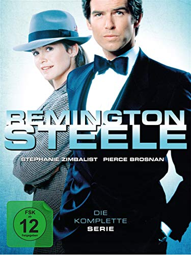 Remington Steele - Die komplette Serie (30 DVDs)