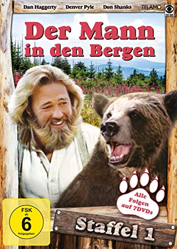 Der Mann in den Bergen Staffel 1 (7 DVDs)