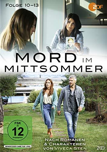 Mord im Mittsommer 10-13 (2 DVDs)