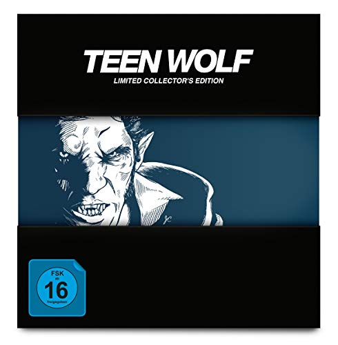 Teen Wolf Die komplette Serie (Limited Edition) [Blu-ray]
