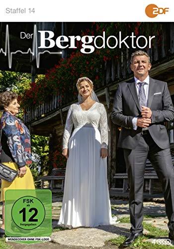 Der Bergdoktor Staffel 14 (4 DVDs)