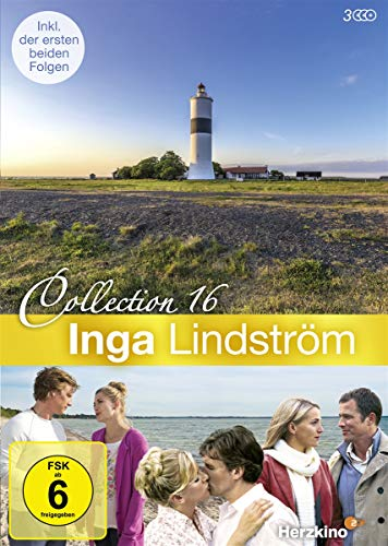 Inga Lindström: Collection 16 (3 DVDs)