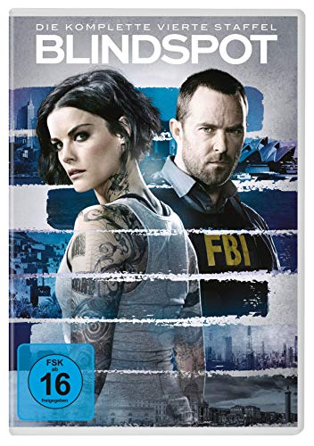 Blindspot Staffel 4 (4 DVDs)