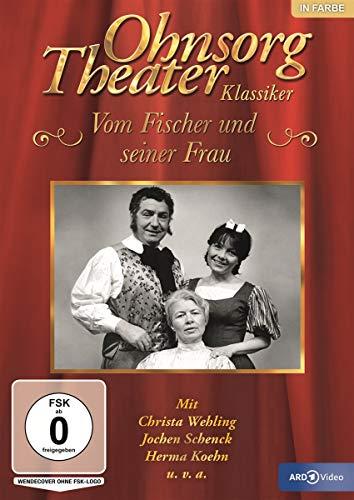 Ohnsorg Theater Klassiker: Vom Fischer und seiner Frau