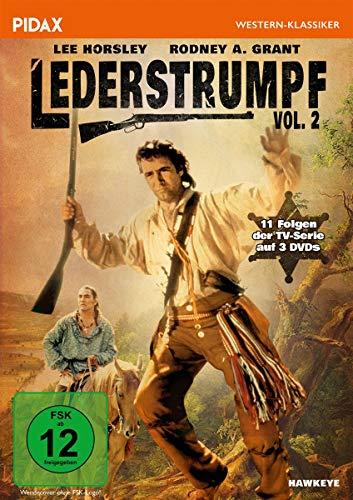 Lederstrumpf (Hawkeye), Vol. 2 (3 DVDs)