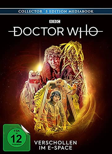 Doctor Who - Vierter Doktor: Verschollen im E-Space (Limited Edition mit Bonus-DVD) [Blu-ray]