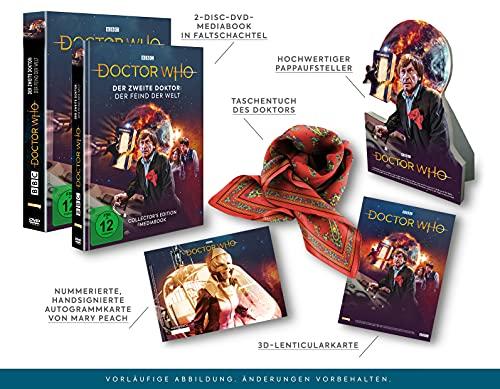 Doctor Who - Der zweite Doktor: Der Feind der Welt (Limited Special Edition) (2 DVDs)