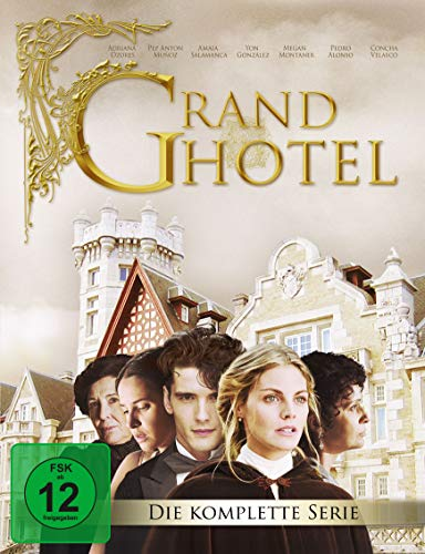Grand Hotel Die komplette Serie (20 DVDs)