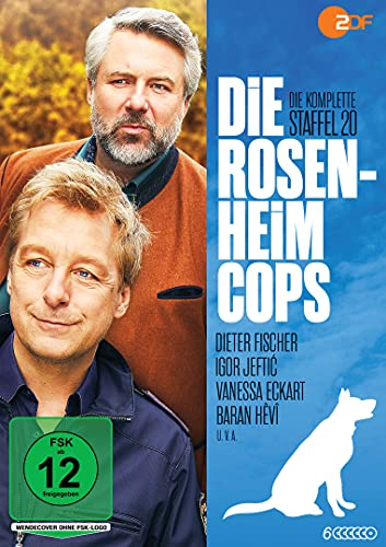 Die Rosenheim Cops Staffel 20 (6 DVDs)