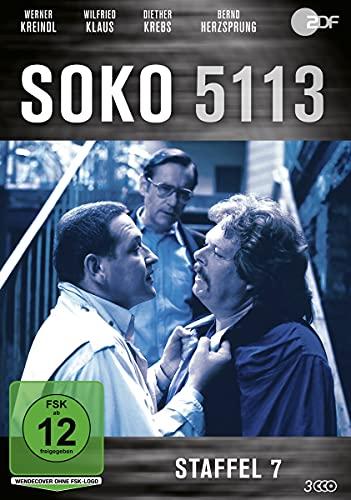 SOKO 5113 - Staffel 7 (3 DVDs)
