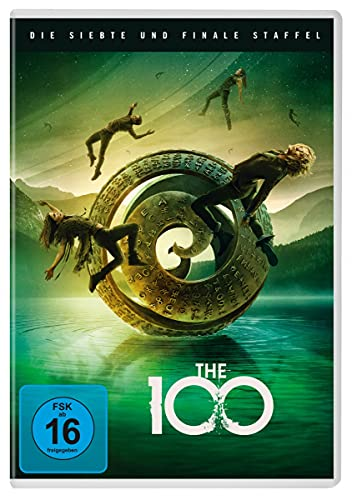 The 100 Staffel 7 (4 DVDs)