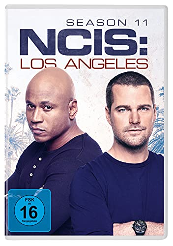 NCIS Los Angeles Season 11 (6 DVDs)