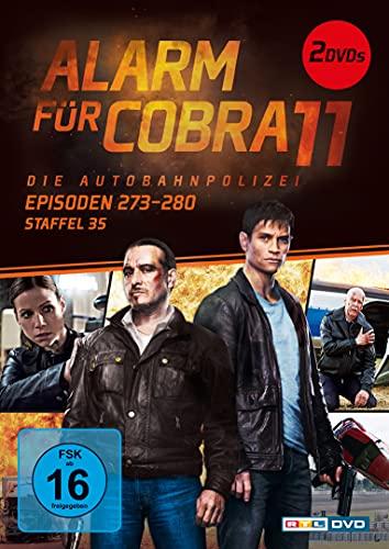 Alarm für Cobra 11 Staffel 35 (Softbox) (2 DVDs)