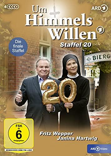 Um Himmels Willen Staffel 20 (4 DVDs)