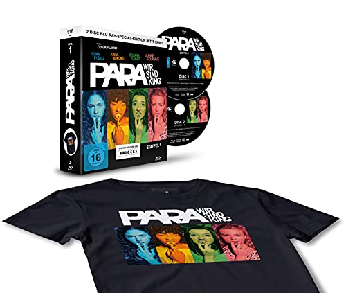 Para - Wir sind King: Staffel 1 (Limited Edition inkl. Fan T-Shirt) [Blu-ray]