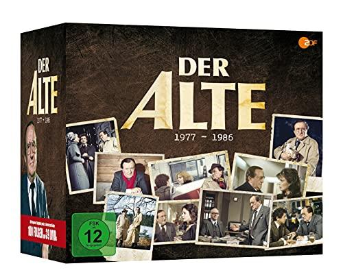 Der Alte Siegfried Lowitz Box 1977-1986 (exklusiv bei Amazon.de) (39 DVDs)