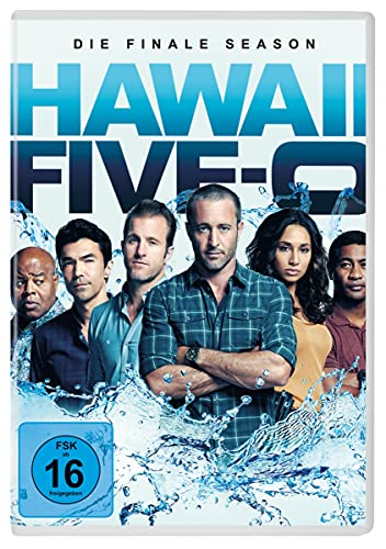 Hawaii Five-0 Staffel 10 (5 DVDs)