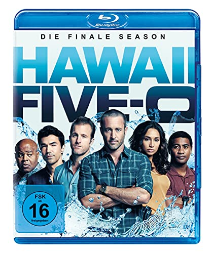 Hawaii Five-0 Staffel 10 [Blu-ray]