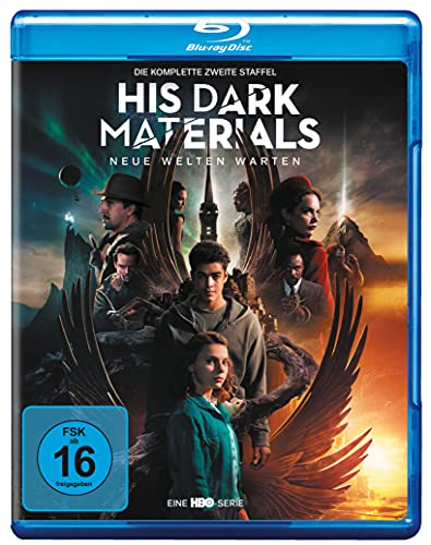 His Dark Materials Staffel 2 [Blu-ray]