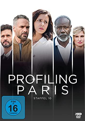 Profiling Paris Staffel 10 (3 DVDs)