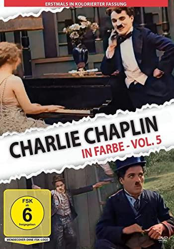 Charlie Chaplin in Farbe, Vol. 5