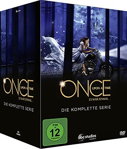 Once Upon a Time - Es war einmal... Die komplette Serie (42 DVDs)