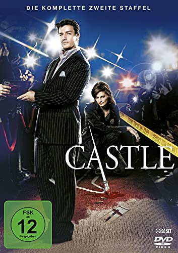 Castle Staffel 2 (6 DVDs)