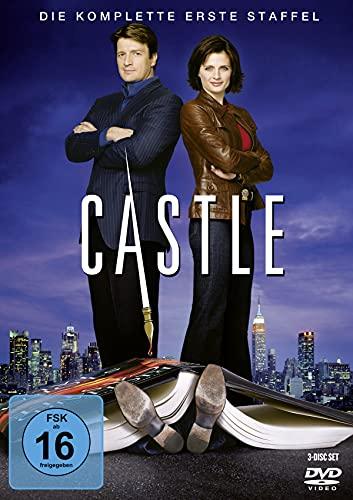 Castle Staffel 1 (3 DVDs)