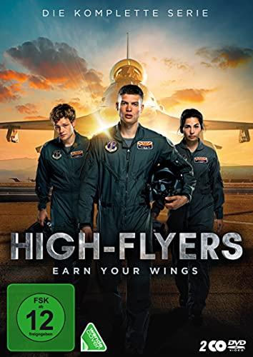 High-Flyers Die komplette Serie (2 DVDs)