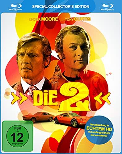Die 2 Die komplette Serie in HD (Keepcase) (+ DVD) [Blu-ray]