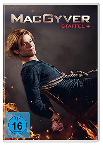 MacGyver Staffel 4 (3 DVDs)