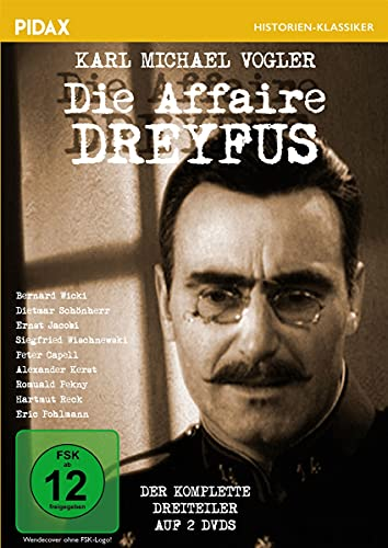 Die Affaire Dreyfus (2 DVDs)