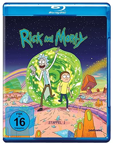 Rick & Morty Staffel 1 [Blu-ray]