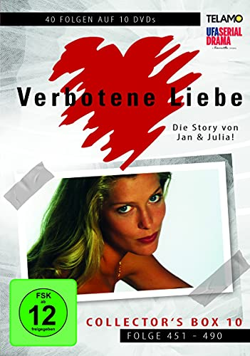 Verbotene Liebe Collector's Box 10 (Folge 451-490) (10 DVDs)