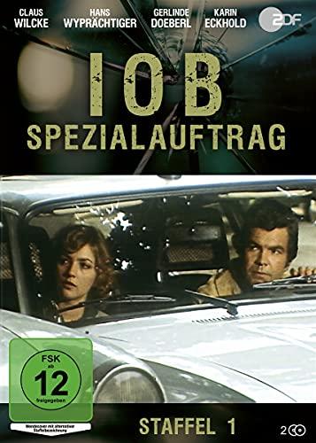 I.O.B. - Spezialauftrag: Staffel 1