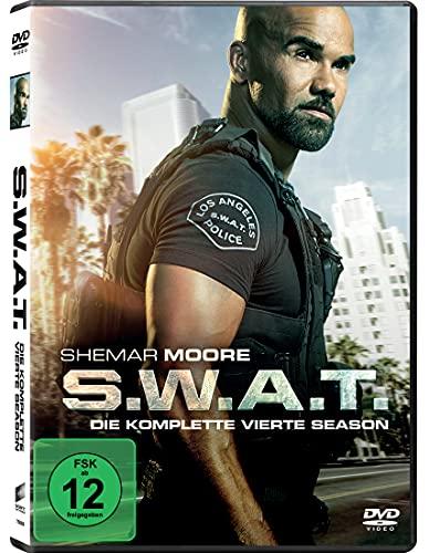 S.W.A.T. Staffel 4 (6 DVDs)