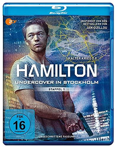 Hamilton - Undercover in Stockholm: Staffel 1 [Blu-ray]