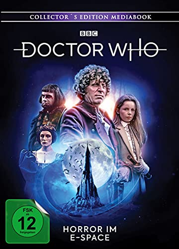 Doctor Who Vierter Doktor: Horror im E-Space (Limited Edition) [Blu-ray]