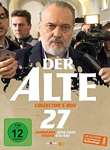 Der Alte Collector's Box Vol.27 (5 DVDs)