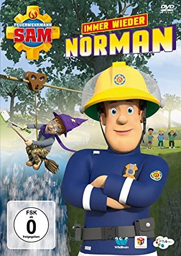 Feuerwehrmann Sam Immer wieder Norman