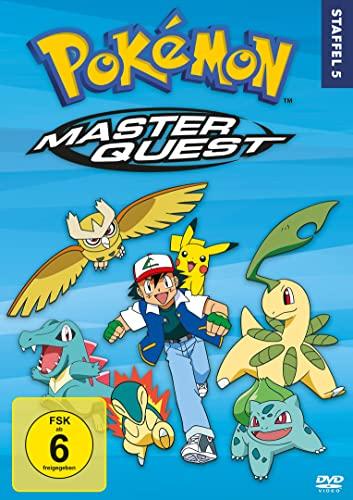 Pokémon Staffel  5: Master Quest (8 DVDs)