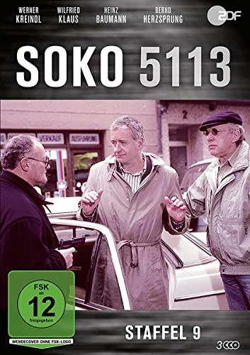 SOKO 5113 Staffel 9 (3 DVDs)