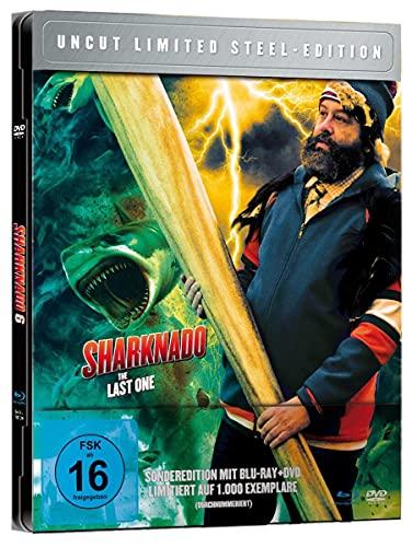 Sharknado 6 - The Last One (Es wurde auch Zeit!) (Limited Steel Edition mit DVD) [Blu-ray]