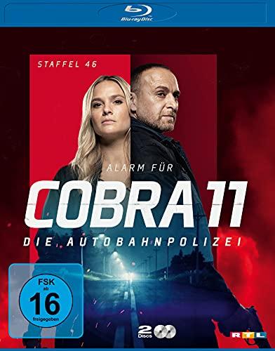 Alarm für Cobra 11 Staffel 46 [Blu-ray]