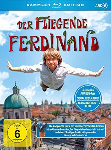Der fliegende Ferdinand - Die komplette Serie (Sammler-Edition) [Blu-ray]