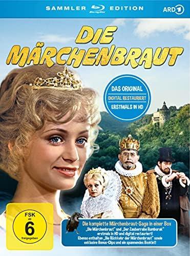 Die Märchenbraut - Die komplette Saga (Sammler-Edition) [Blu-ray]